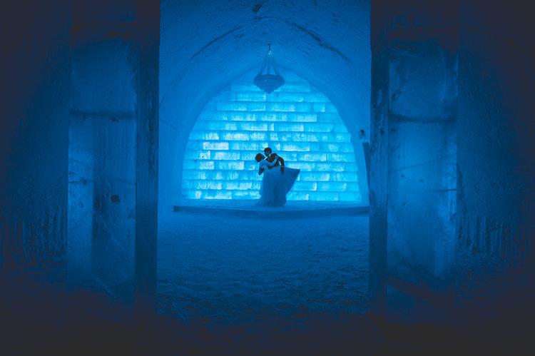 Το ξενοδοχείο του πάγου της Σουηδίας17