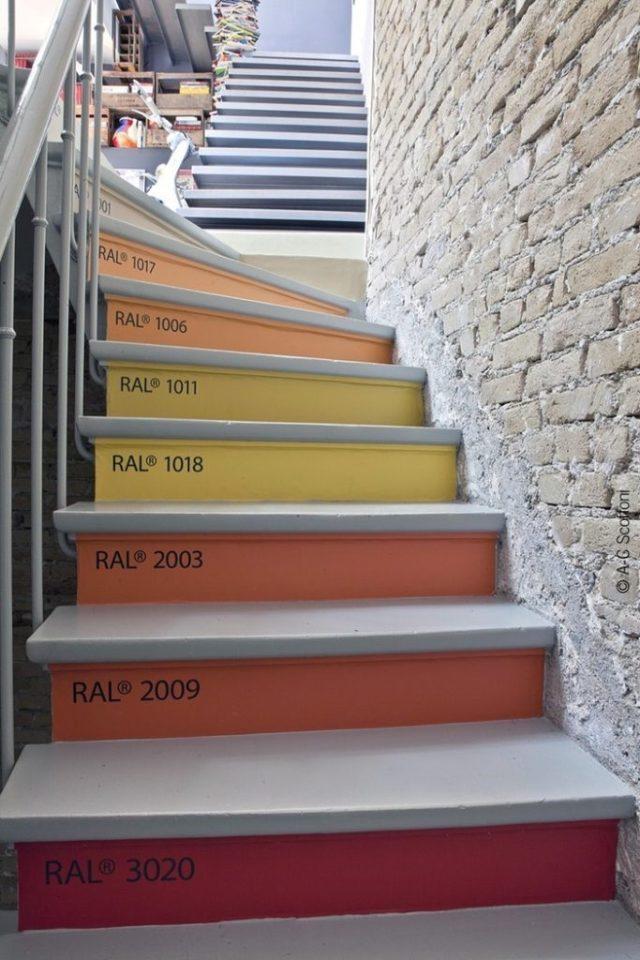 ιδέες για να ανανεώσετε τις σκάλες του εσωτερικού σας (5)
