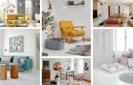Μοντέρνα Σκανδιναβική διακόσμηση: 72 κομψές ιδέες σε εικόνες