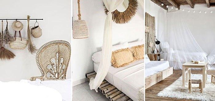 Εντυπωσιακά DIY μινιμαλιστικά σχέδια boho κρεβατοκάμαρας