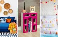 30+ DIY Ιδέες διακόσμησης σπιτιού για να προσθέσετε λίγη ζωντάνια στο εσωτερικό σας