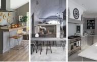 42  Ιδέες γκρι κουζίνας που είναι ταυτόχρονα κομψές και εκλεπτυσμένες