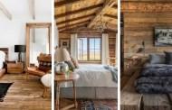 Ρουστίκ υπνοδωμάτιο: φωτογραφίες, συμβουλές και εμπνευσμένα σχέδια για διακόσμηση