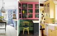 Πως να ανανεώστε την κουζίνα σας με ένα φρέσκο στρώμα χρώματος