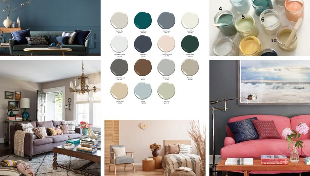 Τα πιο μοντέρνα και διαχρονικά χρώματα που θα προσθέσουν αξία και φρεσκάδα στο σπίτι σας