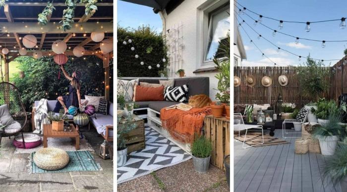 25 Ιδέες καλοκαιρινής διακόσμησης για τη βεράντα και το αίθριο που συναρπάζουν με την ομορφιά τους