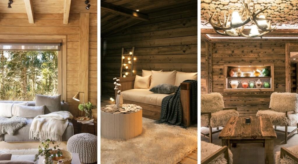 Οι καλύτερες ιδέες και συμβουλές για να φέρετε τη ζεστή και άνετη διακόσμηση του σαλέ στο σπίτι σας