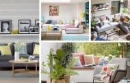 28 Ιδέες για το πιο οικογενειακό σαλόνι - δημιουργήσετε έναν άνετο και λειτουργικό οικογενειακό χώρο για όλους