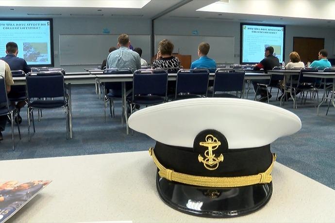 U.S. Service Academies Forum_-1623687048374499586