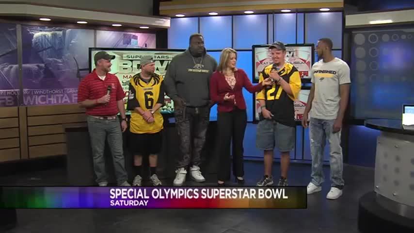 Nighthawks Special Olympics