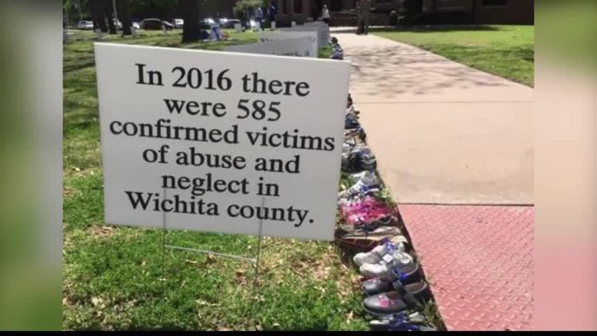 MSU Child Abuse Walk 4-5-17