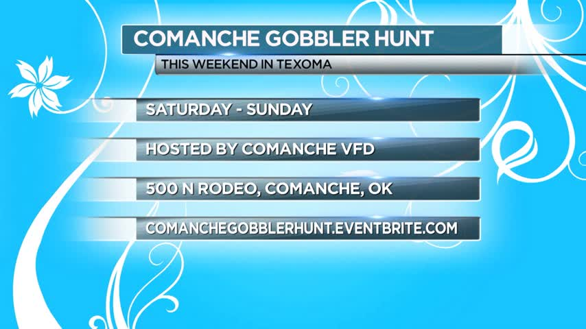 This Weekend in Texoma 4-7-2017_00872589