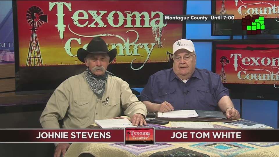 Texoma Country Morning 3/27/18 1