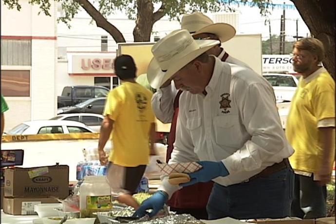 Wichita County Sheriff's Posse Hosting Fundraiser for Tornado Victims_-4301709637897928404