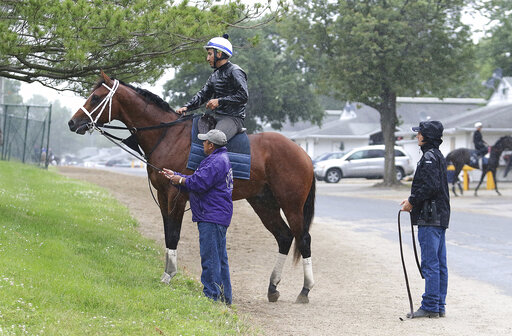 MAXIMUM SECURITY TO START IN SUNDAY'S PEGASUS STAKES AT MONMOUTH PARK