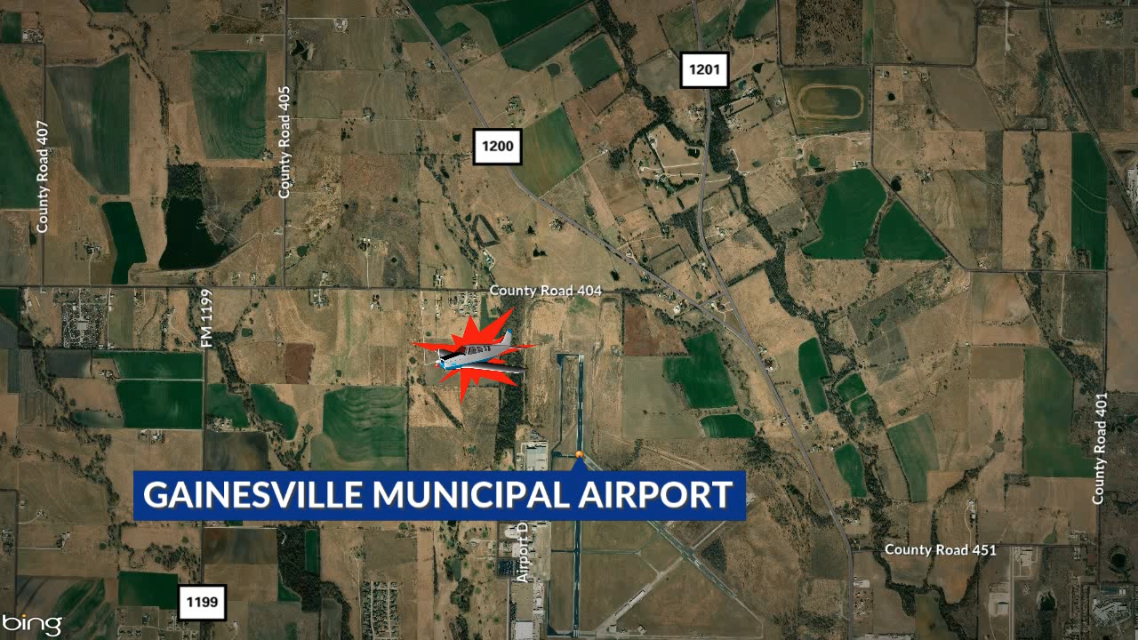 Gainesville plane crash
