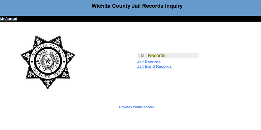 Software changes alter Wichita County inmate roster