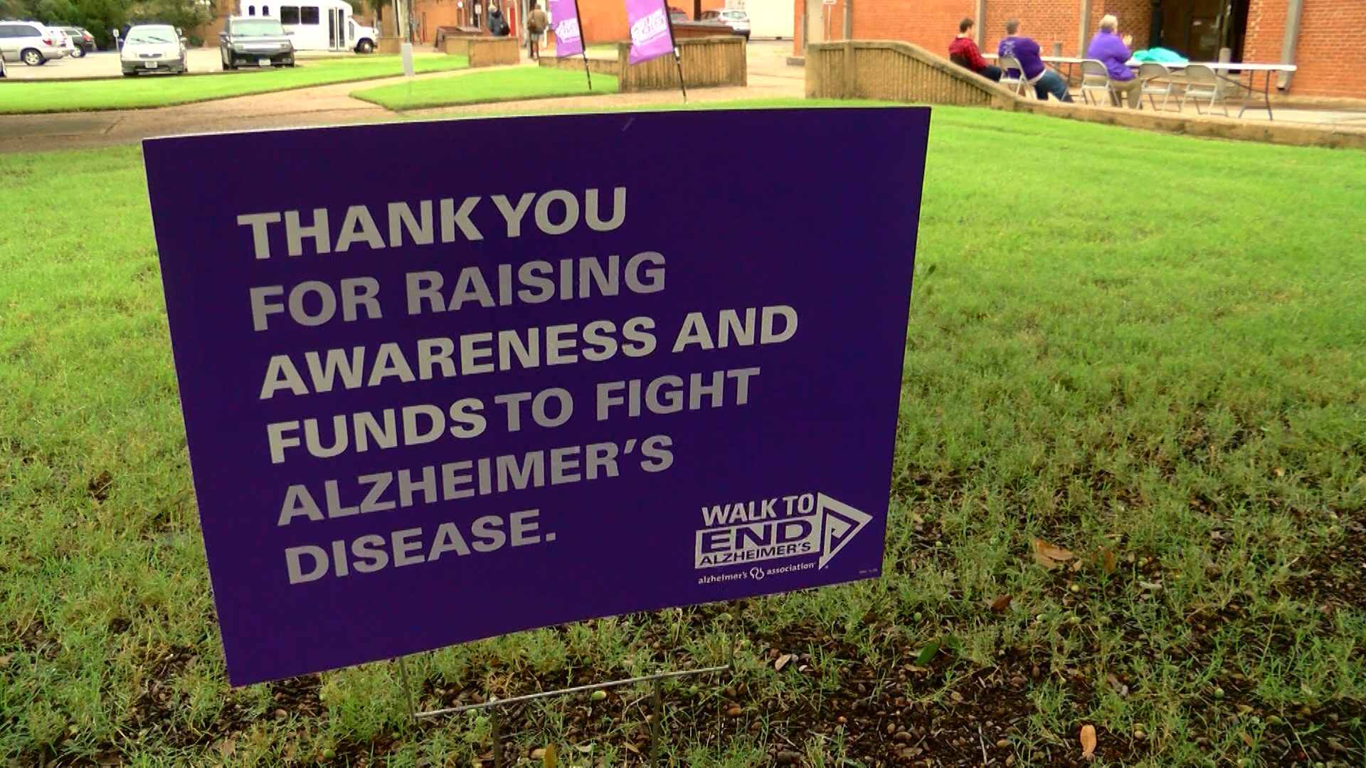 On Saturday the North Central Texas Chapter Alzheimer's Association is hoping to raise money to put a stop to the 6th leading cause of death in the United States.