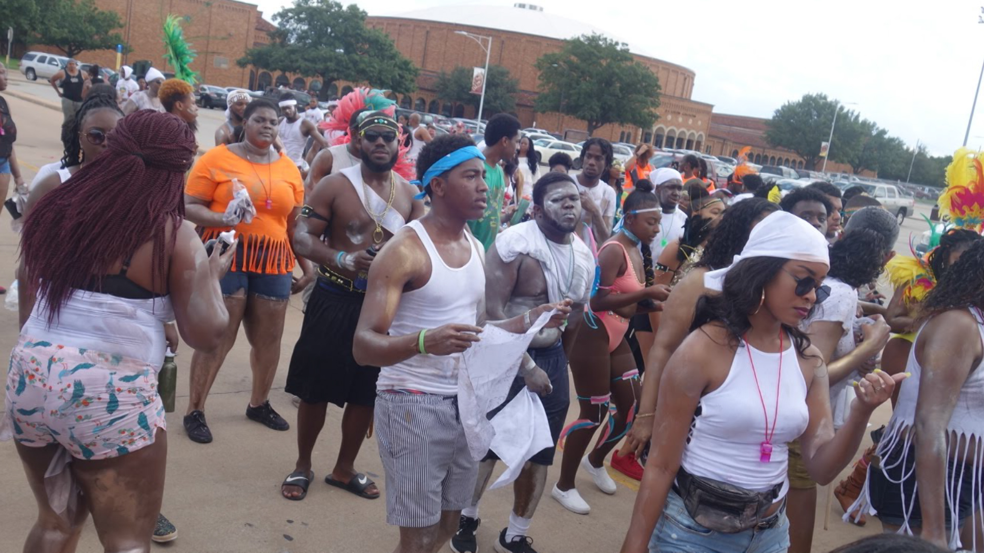 The Caribbean Student's Organization at MSU is hosting its 22nd annual Caribfest, the official events kicked off Thursday night with a pageant.