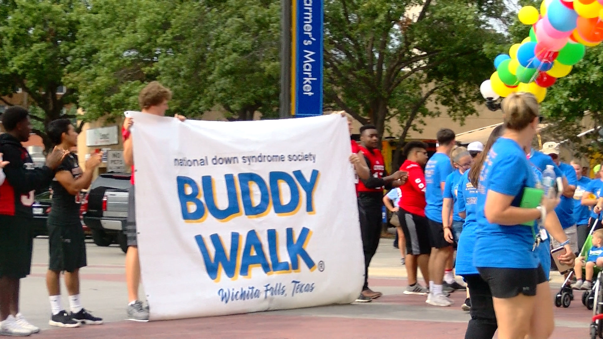 If you are not sure how you will be spending your weekend you can celebrate Down Syndrome at the annual Buddy Walk on Saturday.