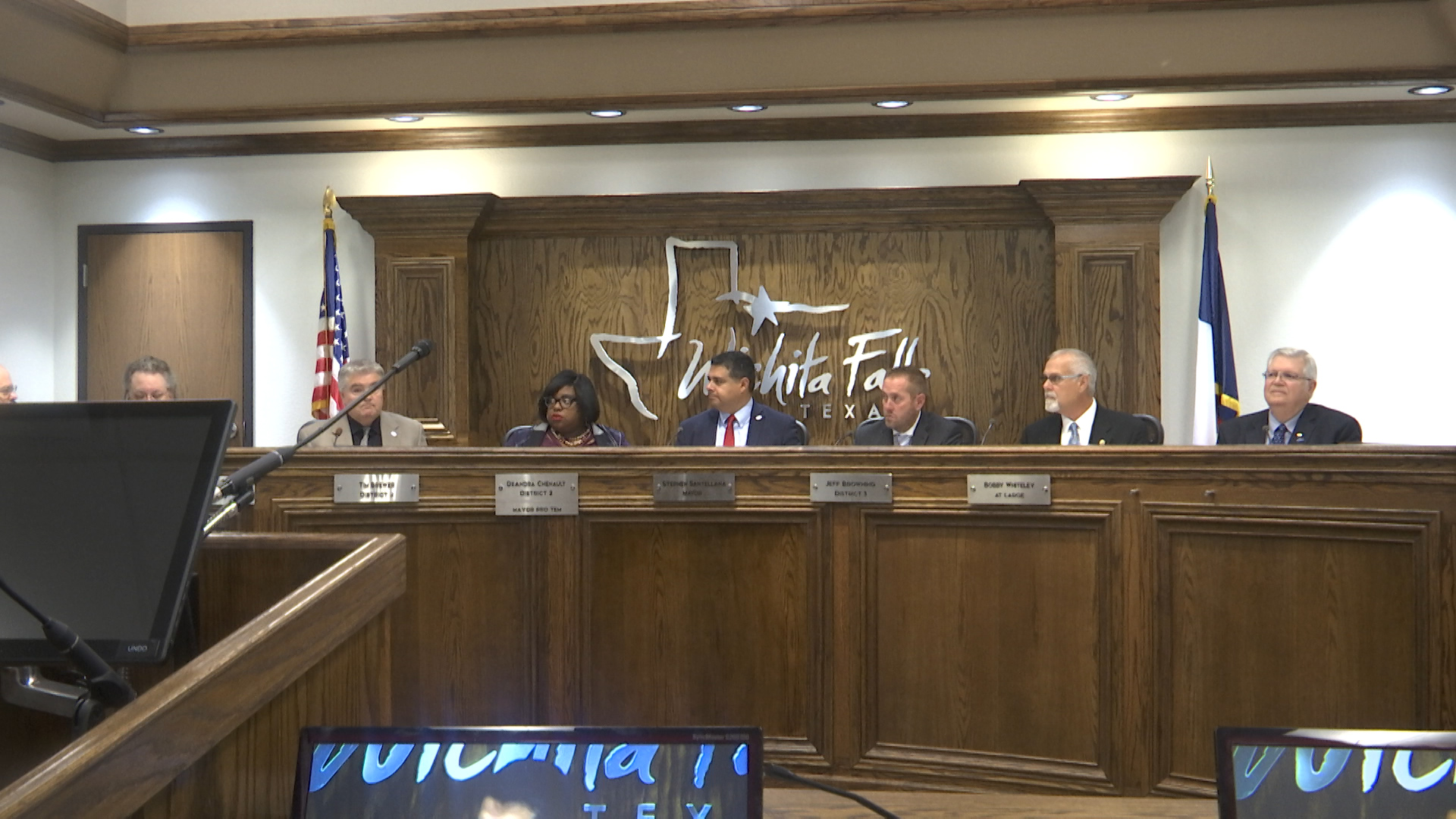 After dedicating ten years to the city, Michael Smith has returned to the council.