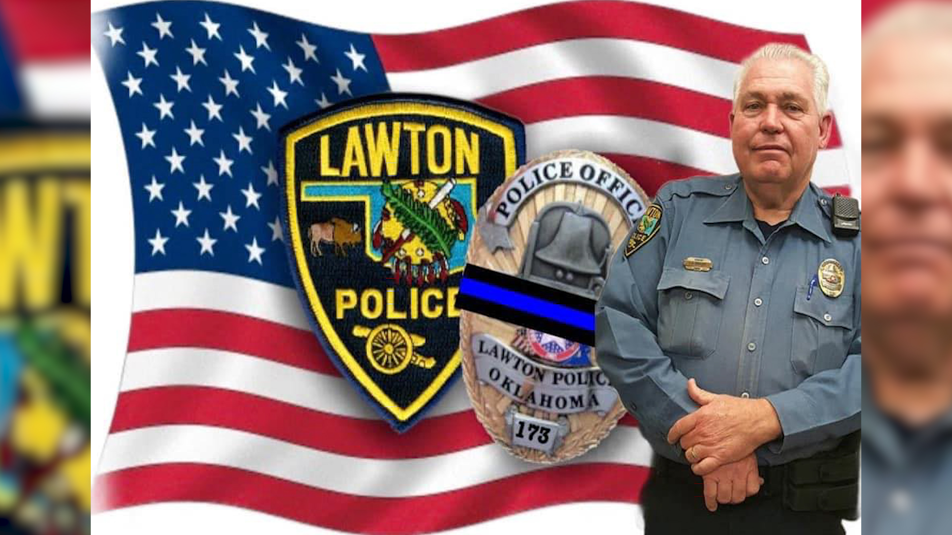The Lawton community is mourning the loss of a well-known police officer who many say left them far too soon.