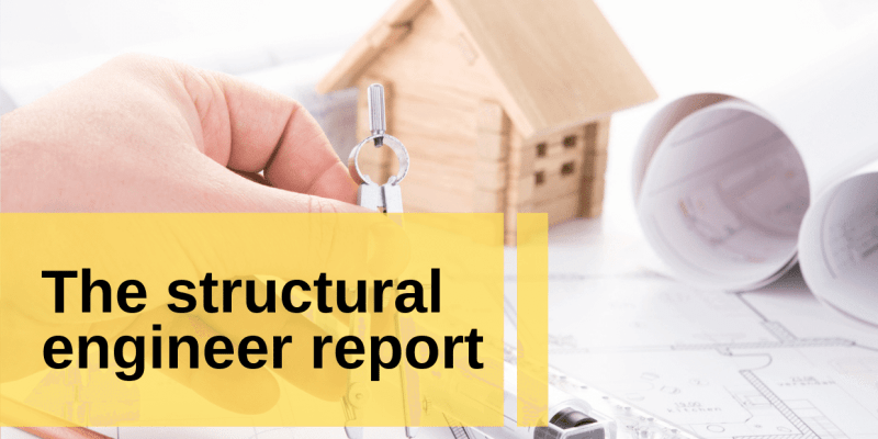 structural engineer report
