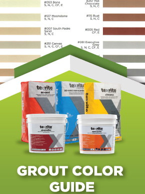grout color guide