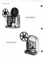 Bell & Howell 8mm Projector Model 253 Service and Parts