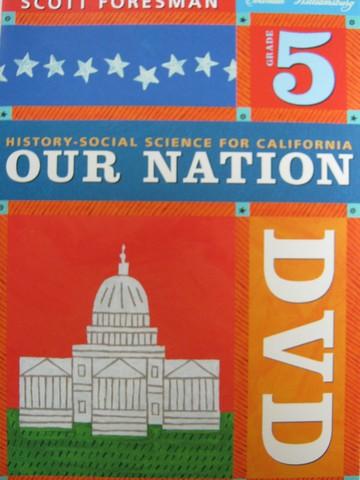 History Social Science For California 5 Dvd Ca Dvd