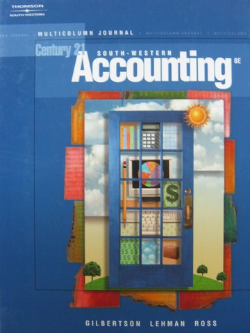 Century 21 Accounting 8e Multicolumn Journal H By