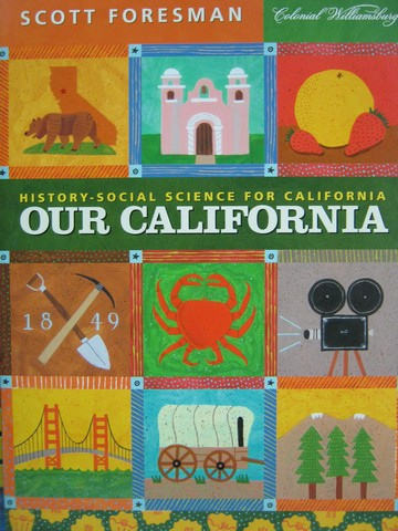 History Social Science For California 4 Ca P By William