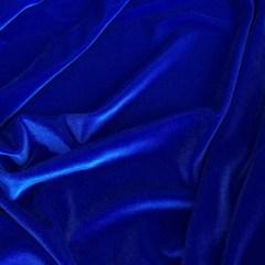 Catifea elastica albastra