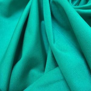 Lycra verde-turcoaz