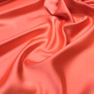 Tafta elastica Scarlet orange