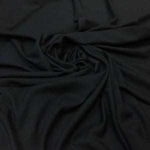 Batist de bumbac negru