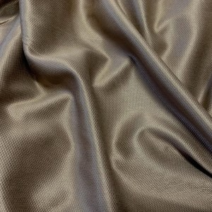 Material draperie blackout bej inchis