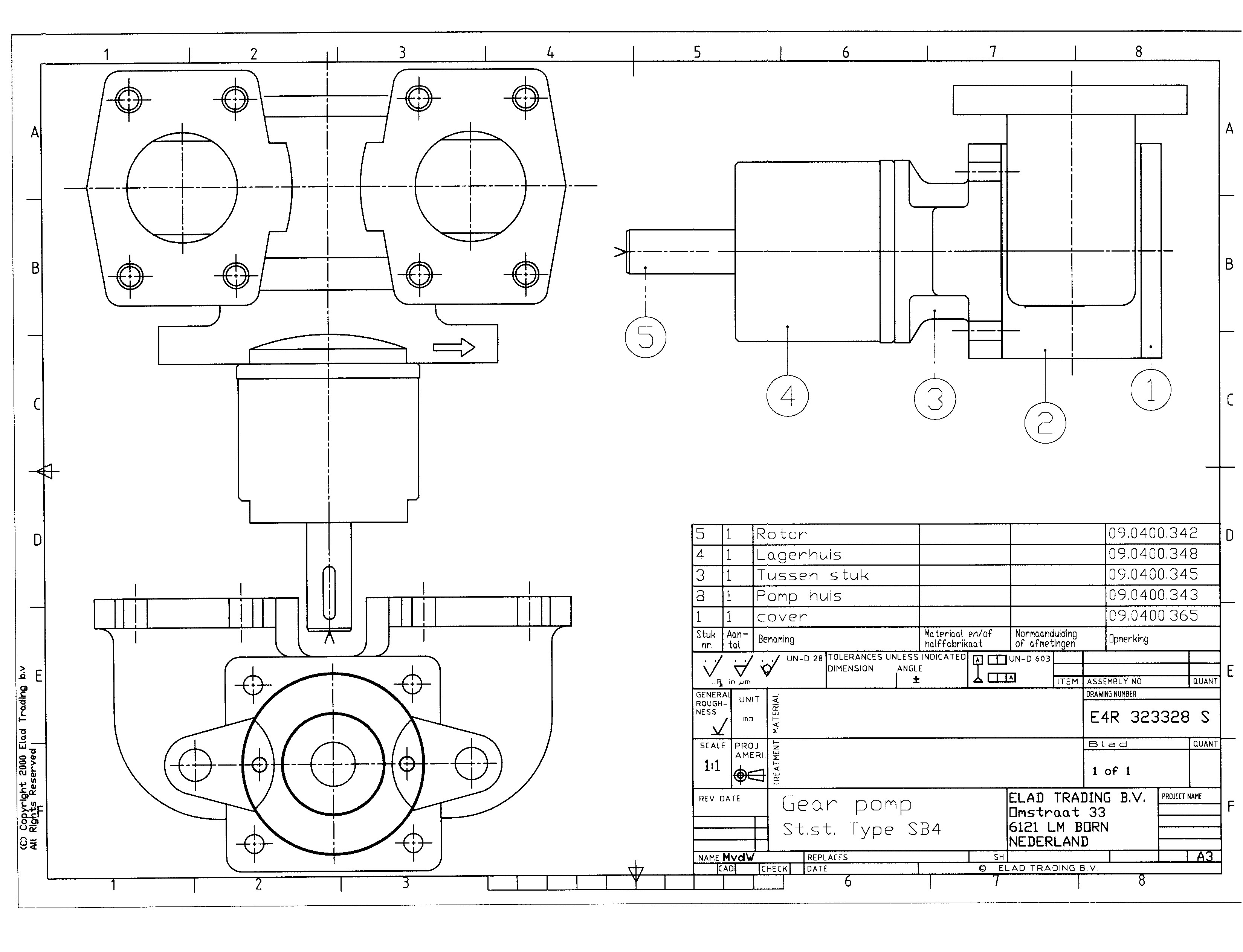 Machine Drawing With Autocad Download Online