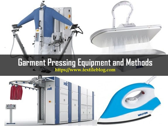 Garment Pressing Equipment
