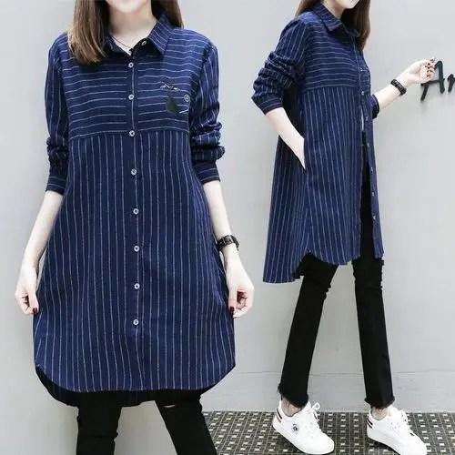 Medium Length Shirts - Ladies Trending Fashion in Pakistan