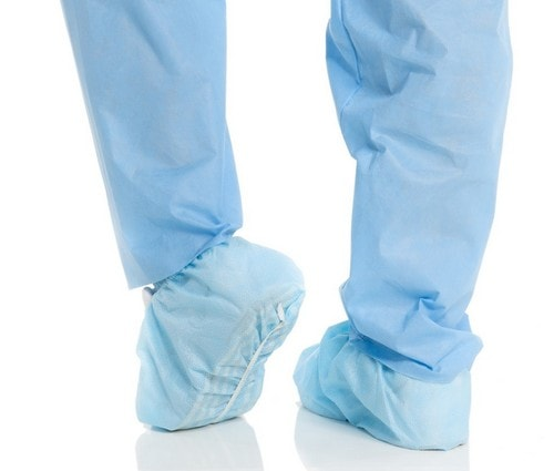 medical shoe cover important Personal protective equipment