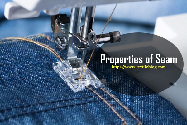 Properties of Seam