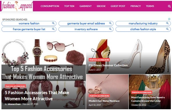 fashion2apparel famous textile and apparel blogs