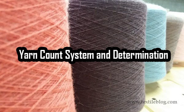 yarn count system