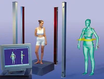 Body scanning for garment development