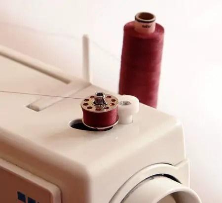 Sewing machine bobbin