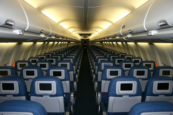Aircraft Interior Designing
