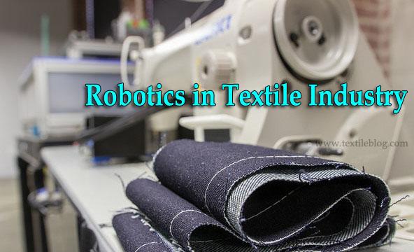 Robotics in Textile Industry