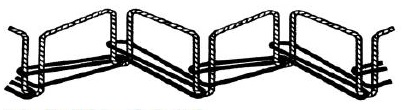 type 404 zigzag chain stitch