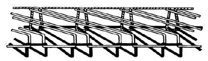 type 504 three thread overlock stitch